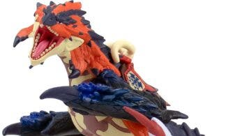 Nintendo comparte fotos de los amiibo de Monster Hunter Stories 2: Wings of Ruin