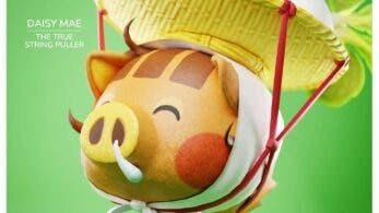 Juliana de Animal Crossing, portada de Forbes en este magnífico fan-art
