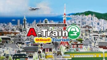 A-Train: All Aboard! Tourism se actualiza a la versión 1.0.4