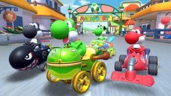 Mario Kart Tour avanza la inminente llegada de la temporada de Yoshi
