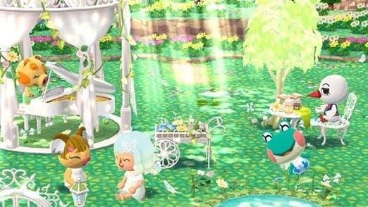 Animal Crossing: Pocket Camp celebra la llegada de la galleta de Bárbara con este vídeo