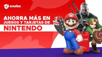 15 grandes ofertas en juegos de Nintendo Switch en Eneba