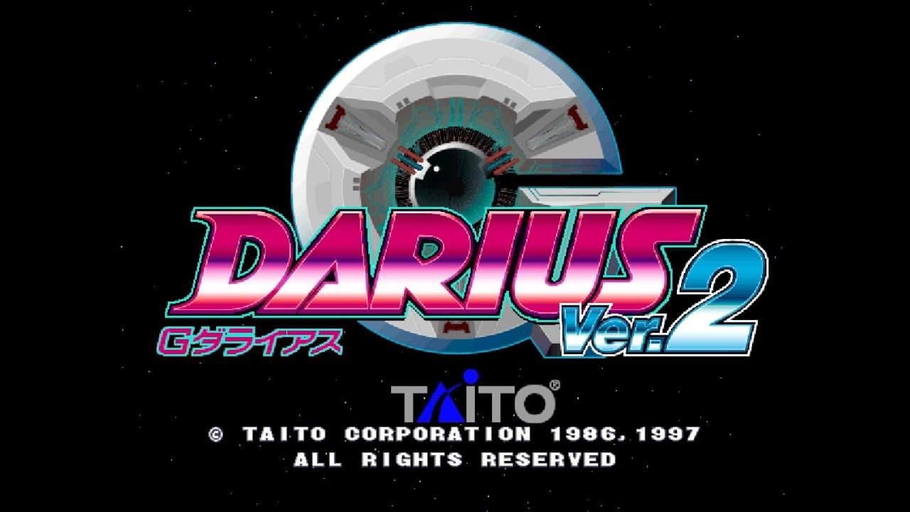 Darius Cozmic Revelation: Esta es la actualización G-Darius HD que incluye G-Darius Ver.2