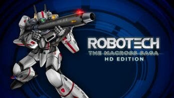 Robotech: The Macross Saga da el salto a Nintendo Switch en HD y por sorpresa