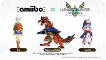 Monster Hunter Stories 2: Wings of Ruin se lanza el 9 de julio con edición deluxe, bonus de reserva y estos amiibo