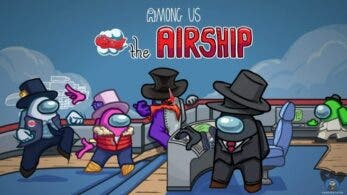 Among Us: Un vistazo en vídeo al mapa The Airship