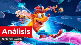 [Análisis] Crash Bandicoot 4: It's About Time para Nintendo Switch