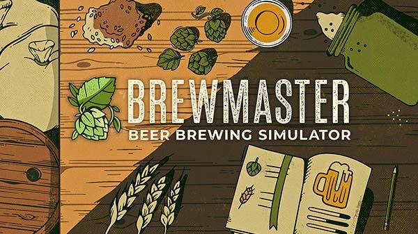 Aprende a elaborar cerveza con Brewmaster, disponible en 2022 para Nintendo Switch