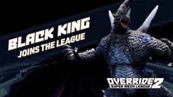 Override 2: Super Mech League celebra la llegada de Black King con este vídeo