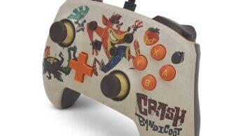 Crash Bandicoot 4: It's About Time confirma su propio mando oficial para Nintendo Switch
