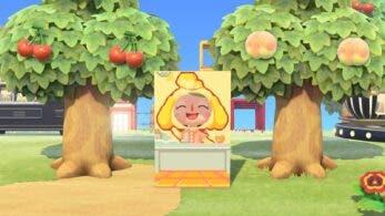 Nuevas imágenes y detalles de las novedades de diseños personalizados que llegarán a Animal Crossing: New Horizons