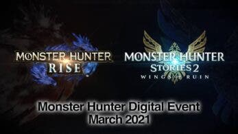 Monster Hunter Stories 2: Wings of Ruin y Monster Hunter Rise estrenan nuevos tráilers, diferido del directo de hoy ya disponible