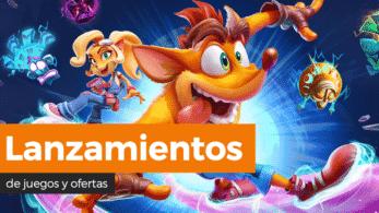 Lanzamientos de juegos y ofertas de la semana en la eShop de Nintendo (11/3/21, Europa y América)