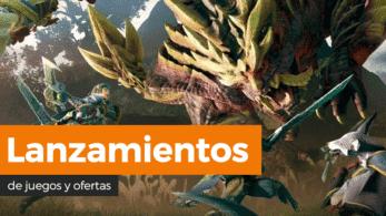 Lanzamientos de juegos y ofertas de la semana en la eShop de Nintendo (25/3/21, Europa y América)