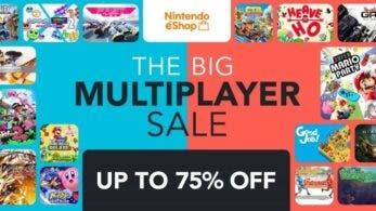 Nintendo Europa confirma estas nuevas rebajas en la eShop de Switch con descuentos en Splatoon 2, Super Mario Party y muchos más