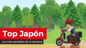 Ventas de la semana en Japón: Story of Seasons: Pioneers of Olive Town debuta como el juego más vendido (4/3/21)
