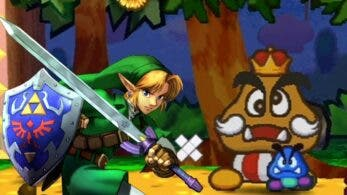 Speedrunner bate el récord de Paper Mario utilizando The Legend of Zelda: Ocarina of Time