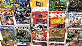 Abren 600 revistas de videojuegos retro en directo