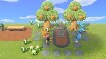 Mujer comparte cómo Animal Crossing: New Horizons le está ayudando a llevar la pérdida de su esposo