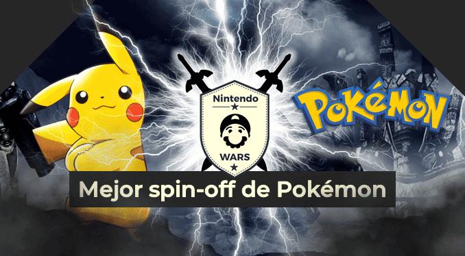 ¡Arranca Nintendo Wars: Mejor spin-off de Pokémon!