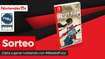 ¡Sorteamos una copia física de Bladed Fury para Nintendo Switch!