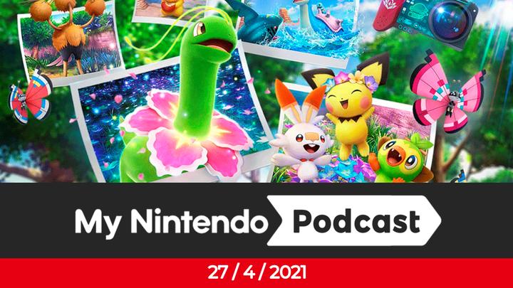 My Nintendo Podcast 5×6: New Pokémon Snap, Konami, E3 2021 y más