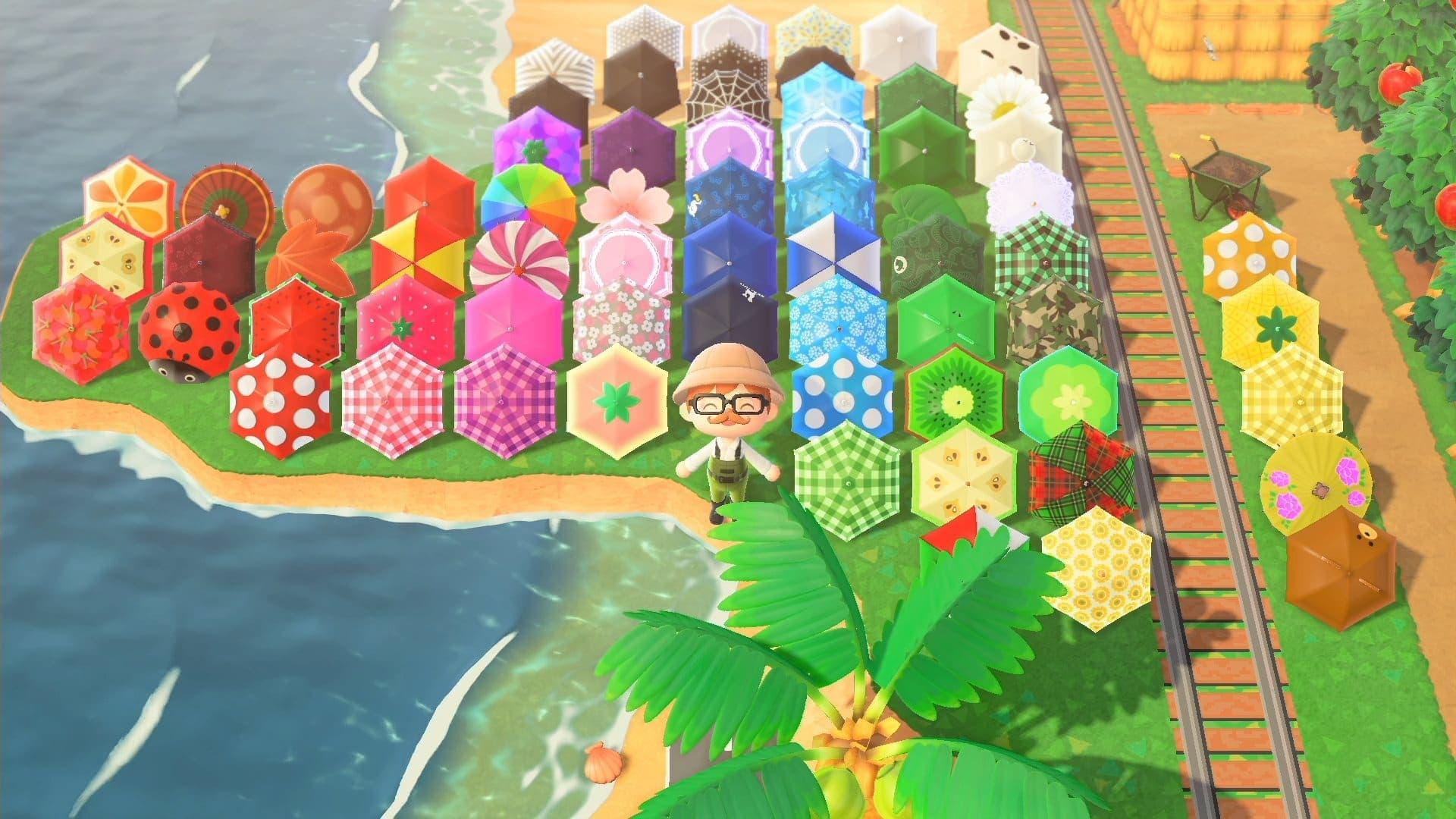 Vídeo recopila numerosos diseños personalizados para añadir a Animal Crossing: New Horizons