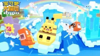 La versión expandida de Pokémon Quest para móviles ya está disponible en China