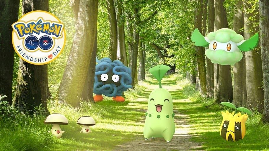 Pokémon GO actualiza las recompensas y más de su próximo Día de la Amistad