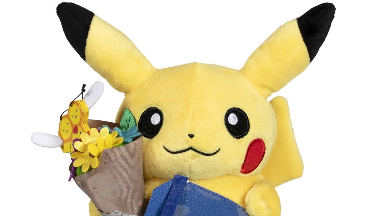 Merchandise Pokémon: nuevo peluche de Pikachu, figuras de Pokémon Pittori 2 y nuevas imágenes de la colección Ball Break
