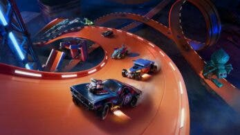 Hot Wheels Unleashed estrena su primer tráiler