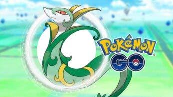 El mejor set de movimientos para Serperior en Pokémon GO