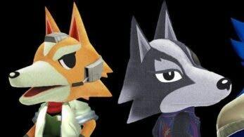 Recrean a los protagonistas de Star Fox como vecinos de Animal Crossing: New Horizons