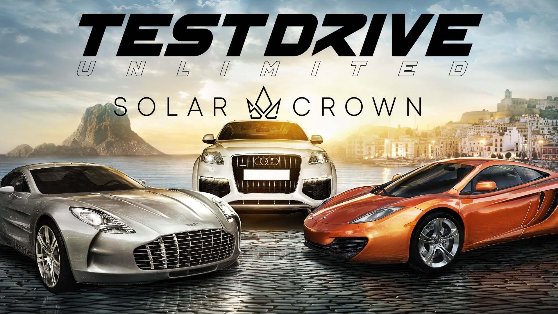 Test Drive Unlimited Solar Crown está de camino a Nintendo Switch