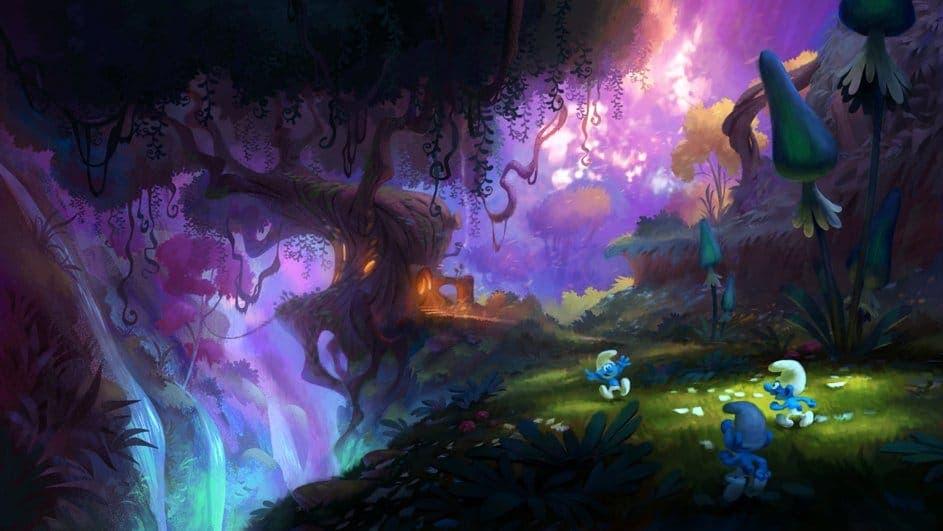 Los Pitufos llegarán este año a Nintendo Switch con The Smurfs: Mission Vileaf