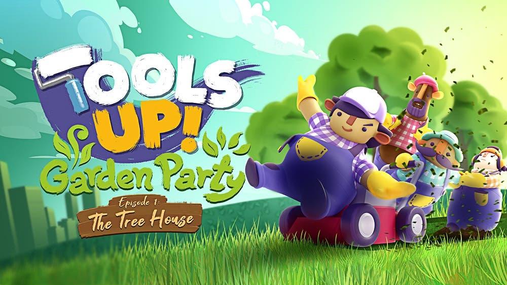 Tools Up! nos muestra su DLC Garden Party – Episode 1 en este vídeo