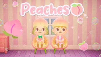 Recrean «Peaches» de Justin Bieber en Animal Crossing: New Horizons