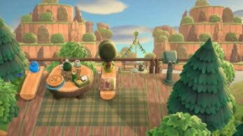 Esta isla cuenta con algunas de las mejores vistas de Animal Crossing: New Horizons: código de sueño y tour