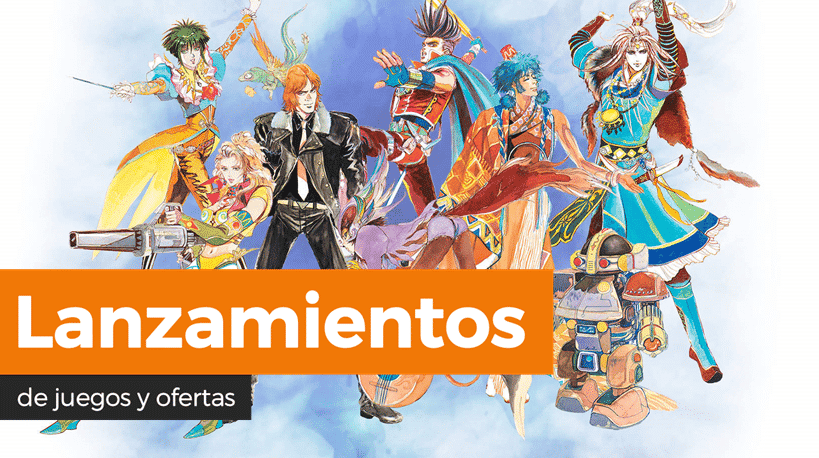 Lanzamientos de juegos y ofertas de la semana en la eShop de Nintendo (15/4/21, Europa y América)