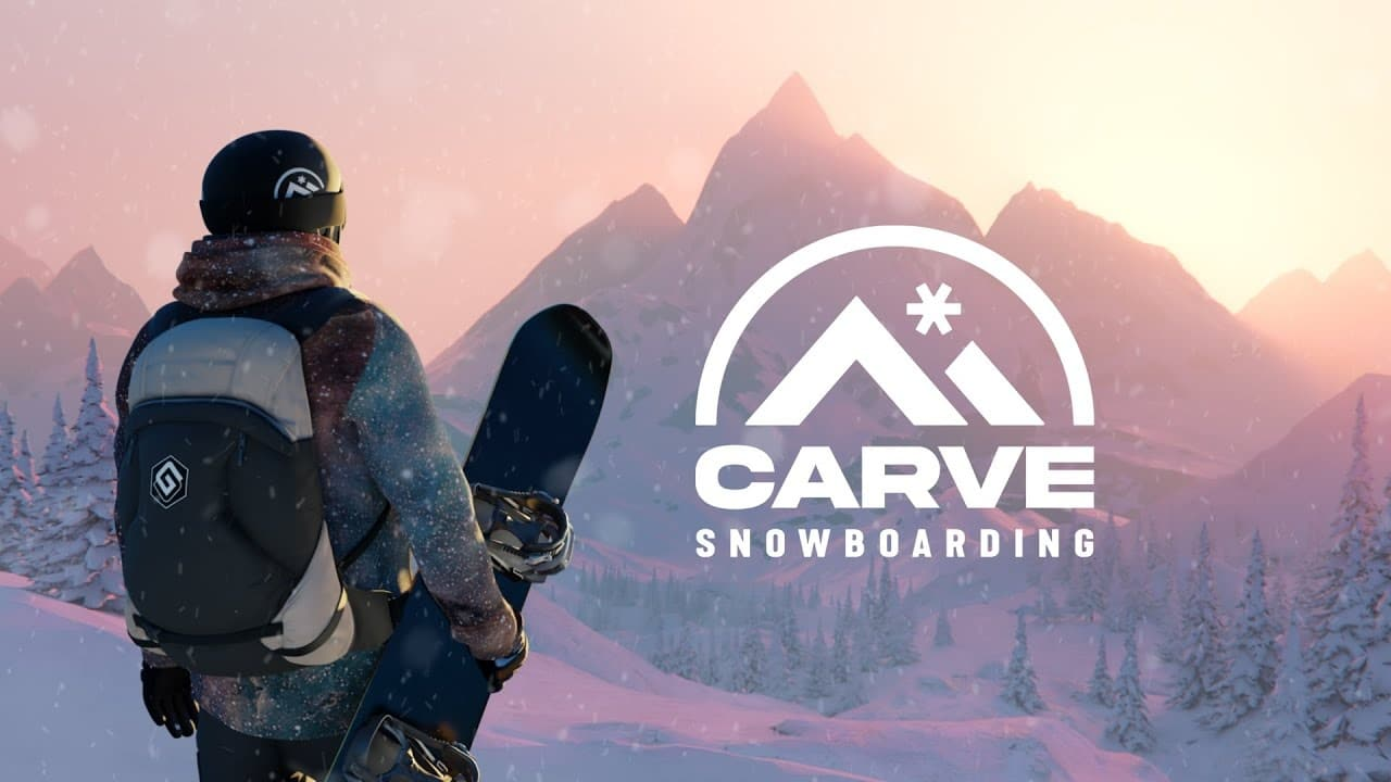 El creador de 1080° Snowboarding anuncia Carve Snowboarding para Oculus VR
