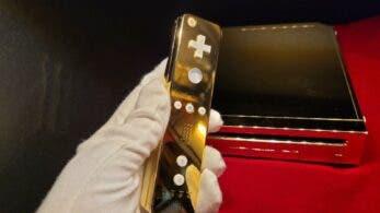 La Wii de oro de 24 quilates de la Reina Isabel II acaba de aparecer en eBay: precio y repaso a su historia