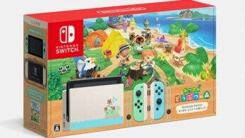 La Nintendo Switch edición Animal Crossing: New Horizons vuelve a estar disponible en Japón a través de My Nintendo Store