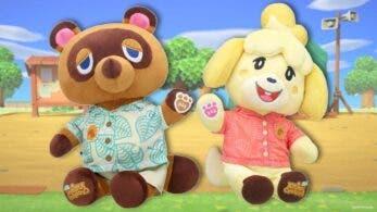 Los peluches de Animal Crossing: New Horizons de Build-A-Bear volverán a estar disponibles hoy en Norteamérica