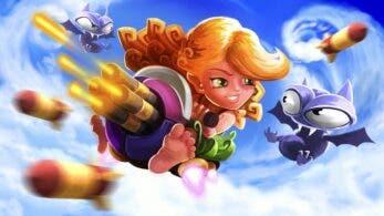 El shooter Skyland Rush: Air Raid Attack llegará a Nintendo Switch como título exclusivo de consola