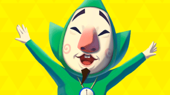 Conocemos por qué Tingle aparece tanto en Zelda: The Wind Waker