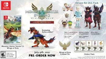 Monster Hunter Stories 2: Wings of Ruin confirma edición de coleccionista
