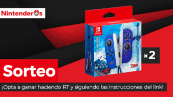 [Act.] ¡Sorteamos otros 2 pares de Joy-Con de The Legend of Zelda: Skyward Sword HD!