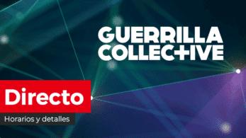 [Act.] ¡Empieza en breve! Sigue aquí en directo el evento Guerrilla Collective 2021 – Día 1 de cara al E3 2021