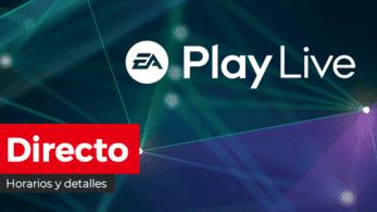 Sigue aquí en directo el evento EA Play Live 2021