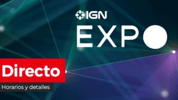 [Act.] ¡Empieza en breve! Sigue aquí en directo el evento IGN Expo de cara al E3 2021